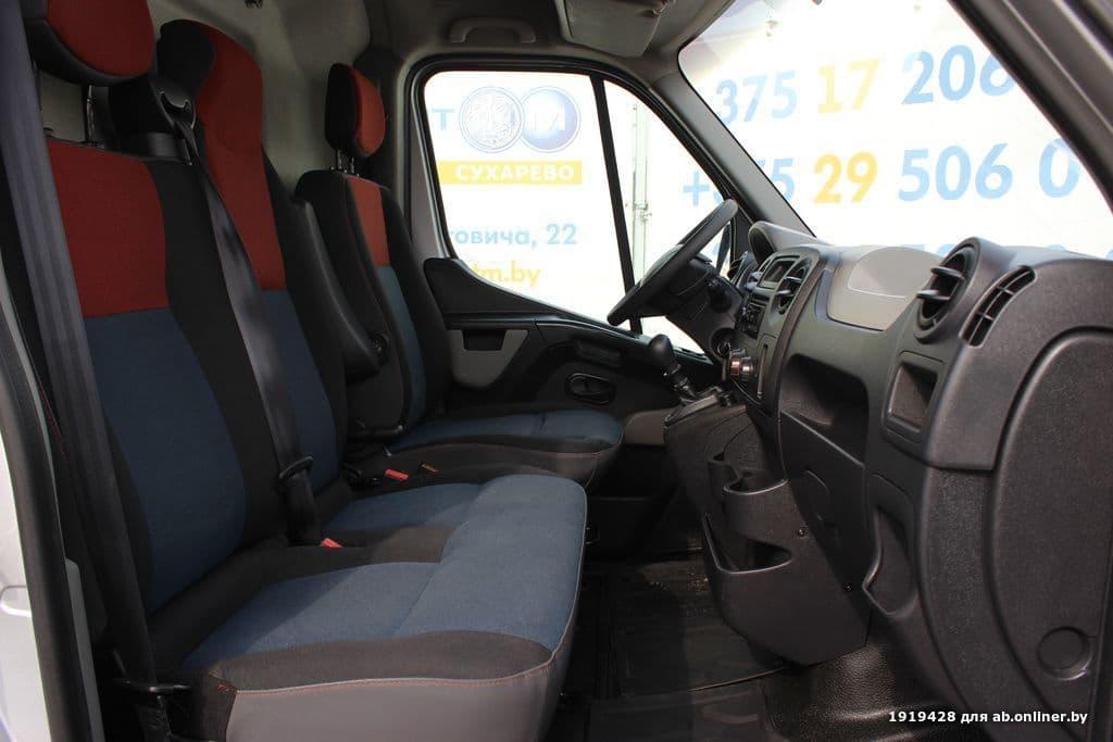 Renault Master с НДС