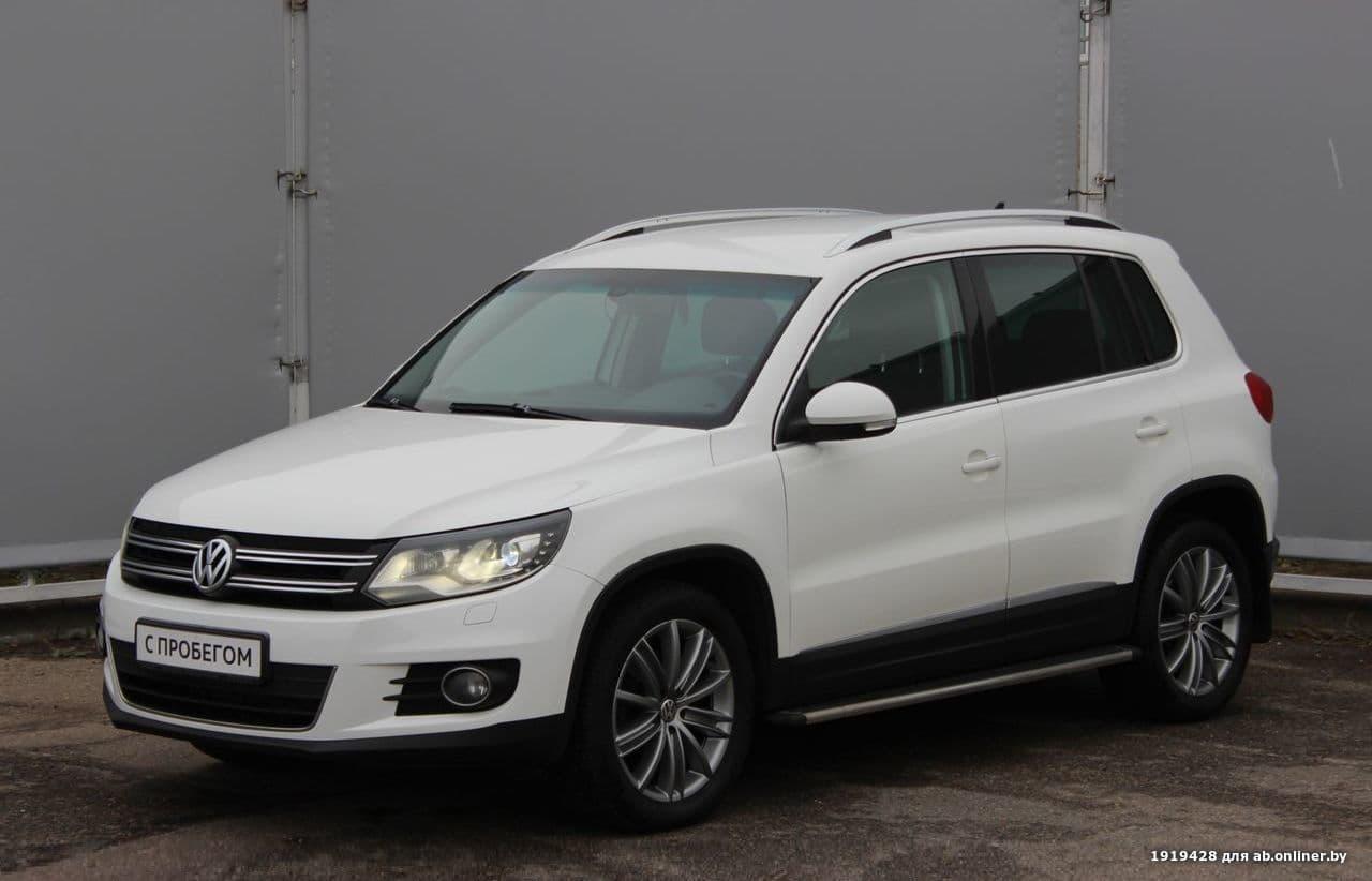 Volkswagen Tiguan Sport&Style 4Motion