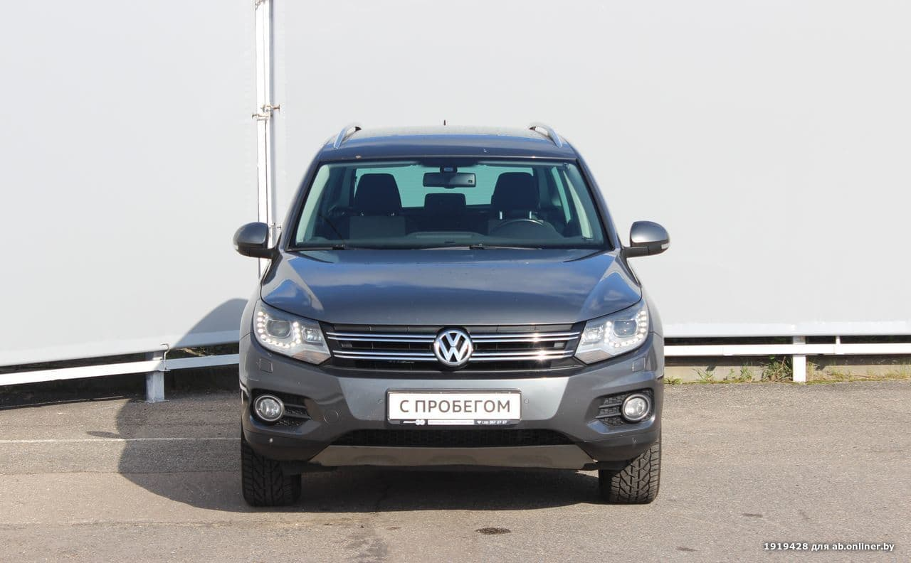 Volkswagen Tiguan TRACK and STYLE 4Motion