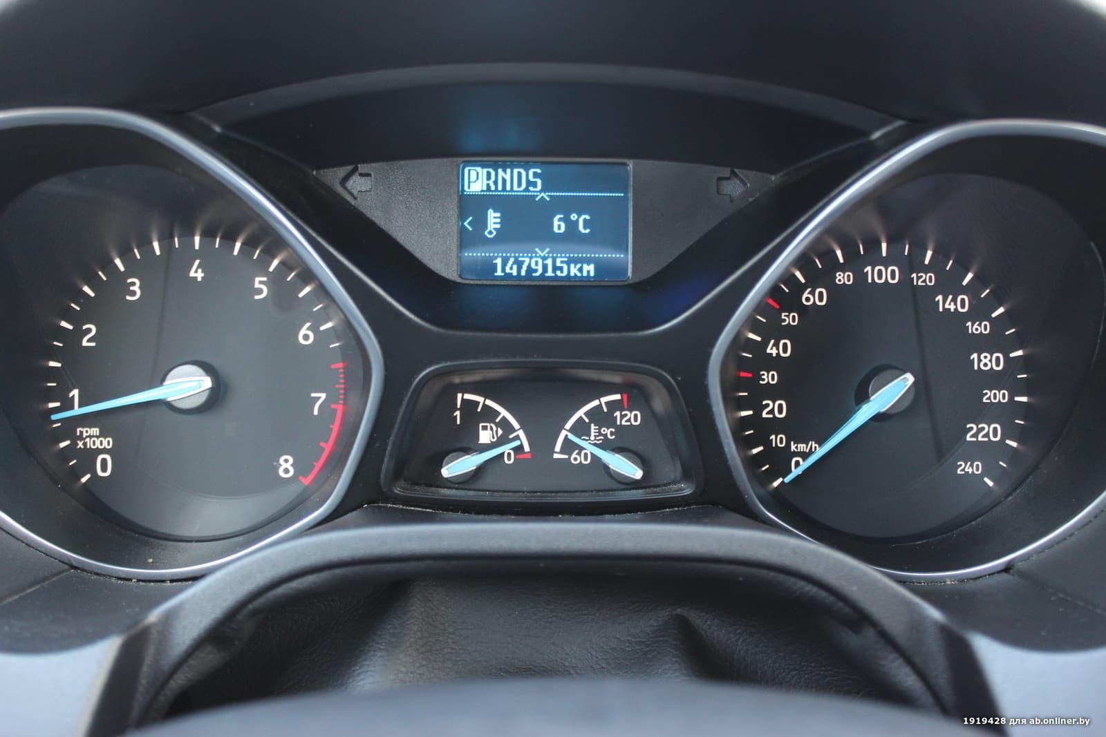 Ford Focus с НДС