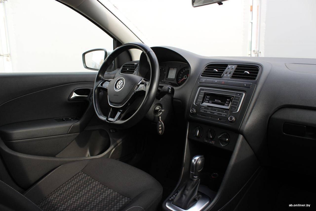 Volkswagen Polo Sedan с НДС