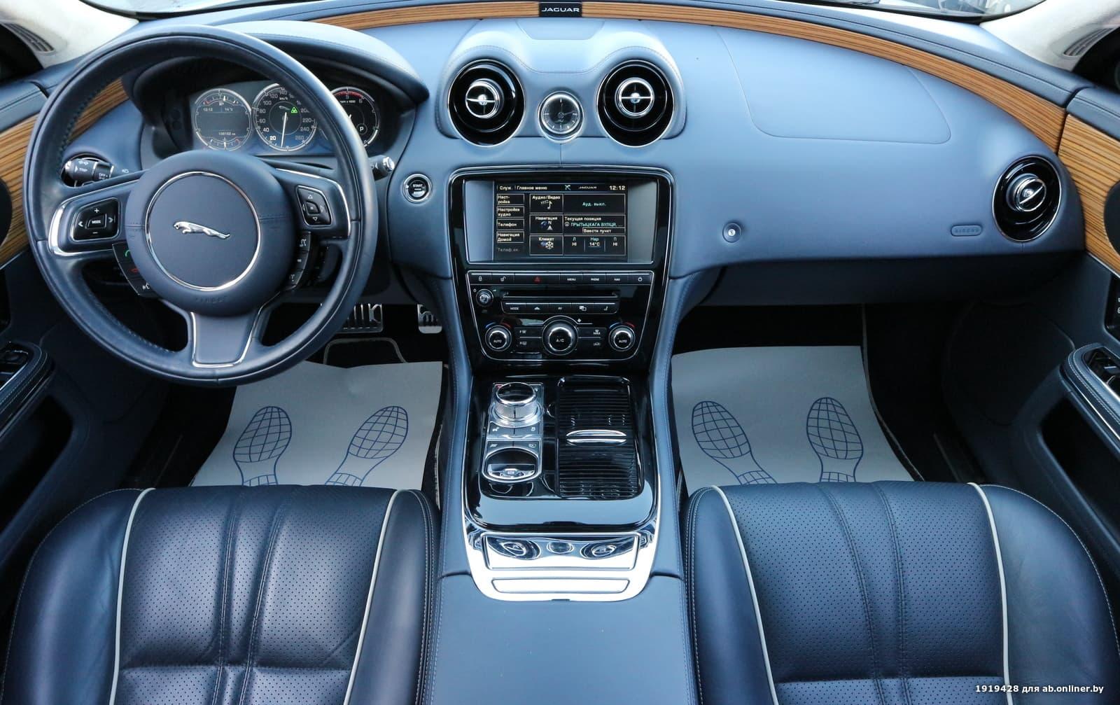 Jaguar XJ Long