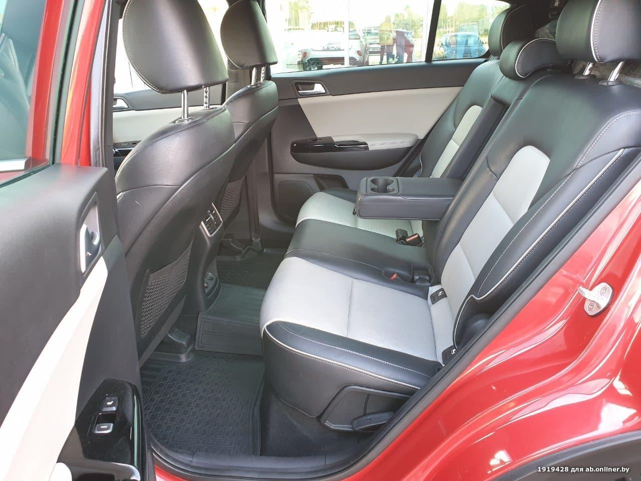 Kia Sportage GT