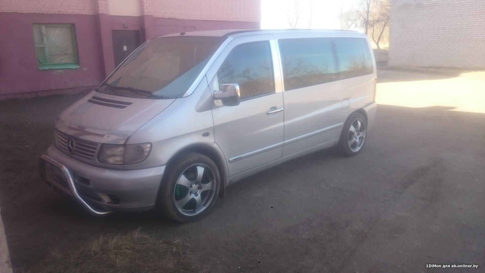 Mercedes Vito Fashion