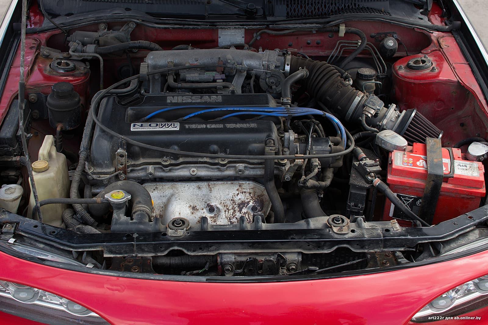 Nissan 100NX GT