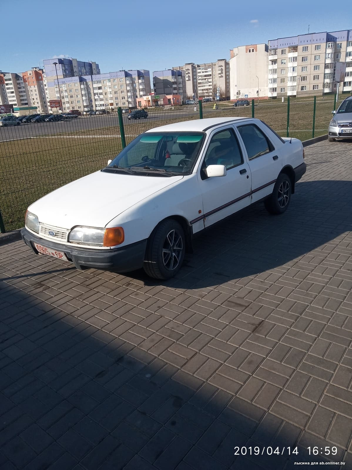 Ford Sierra Lx