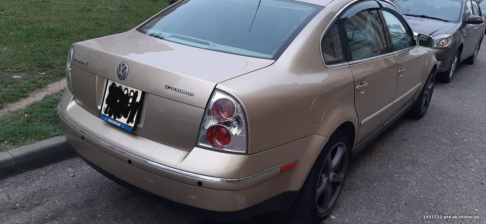 Volkswagen Passat 5 GP