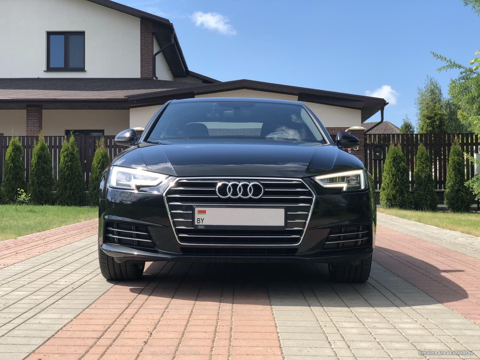 Audi A4 FULL LED