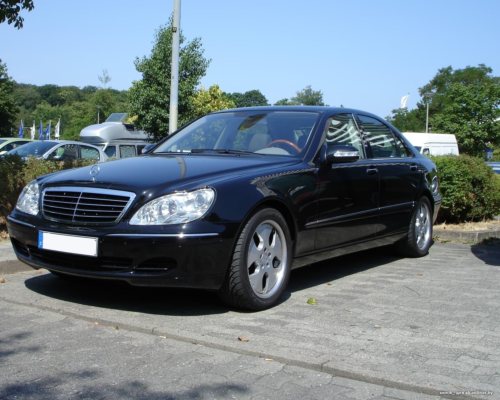 Mercedes-Benz S500 Куплю