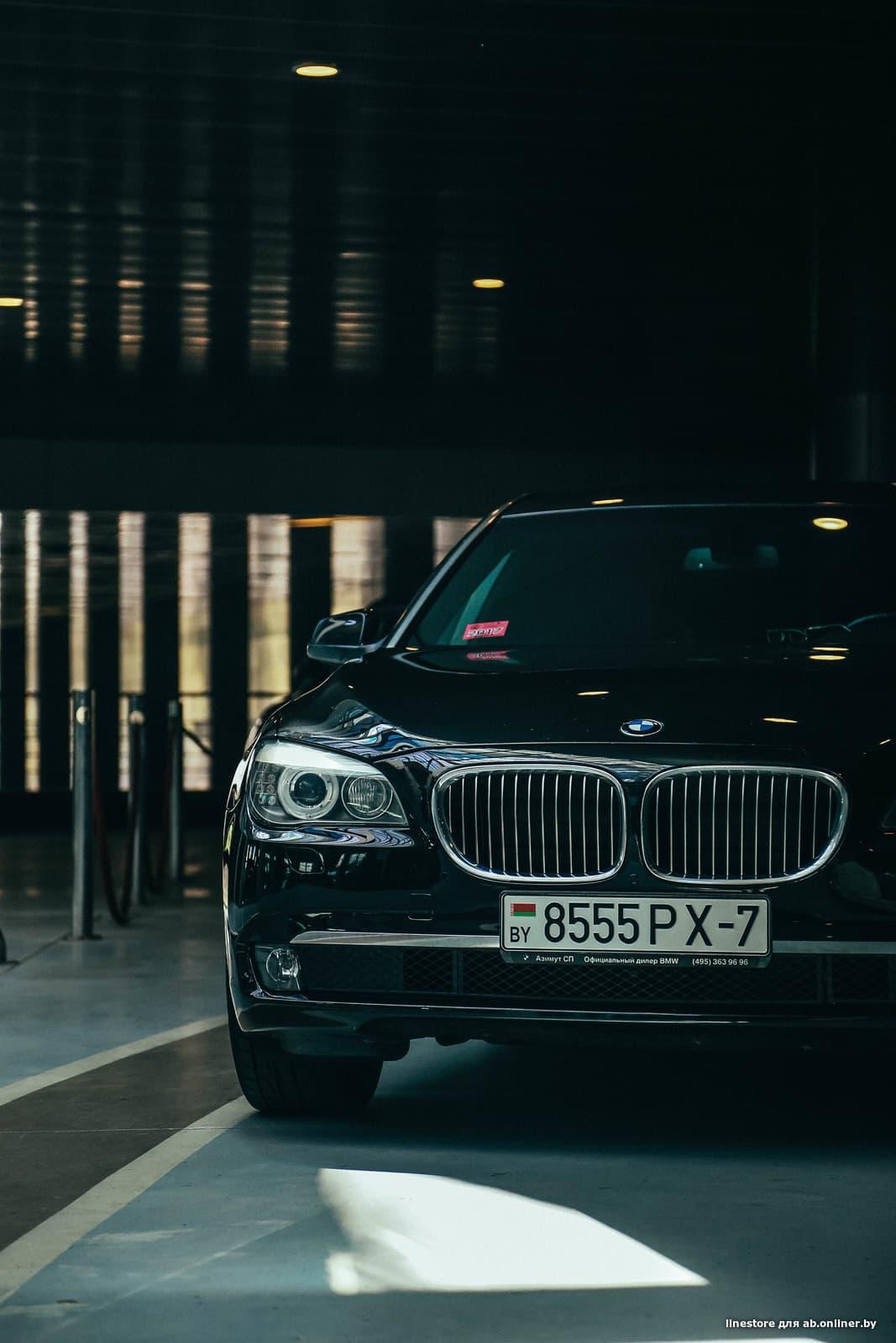 BMW 730 F02