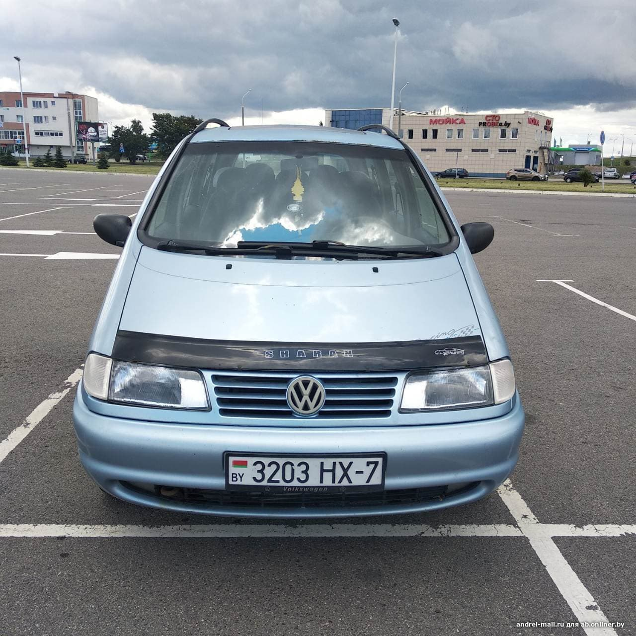 Volkswagen Sharan cx