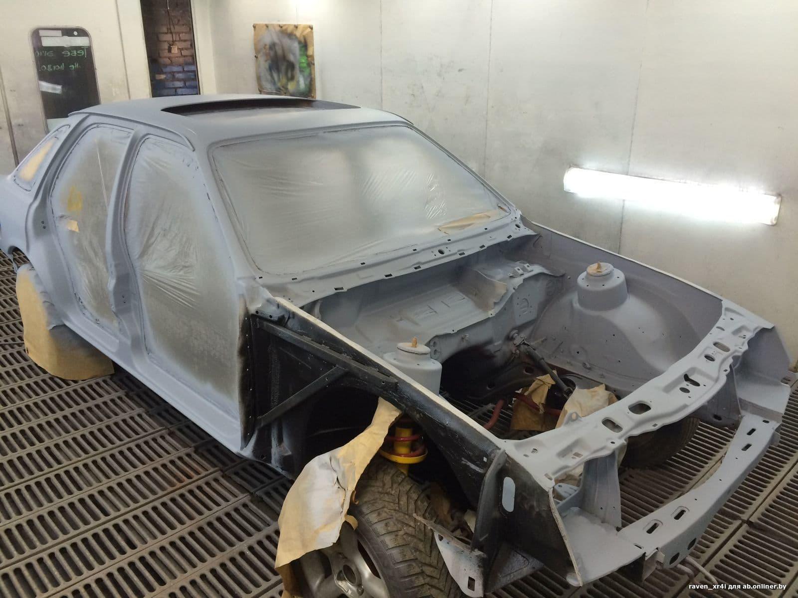 Ford Sierra XR4x4i