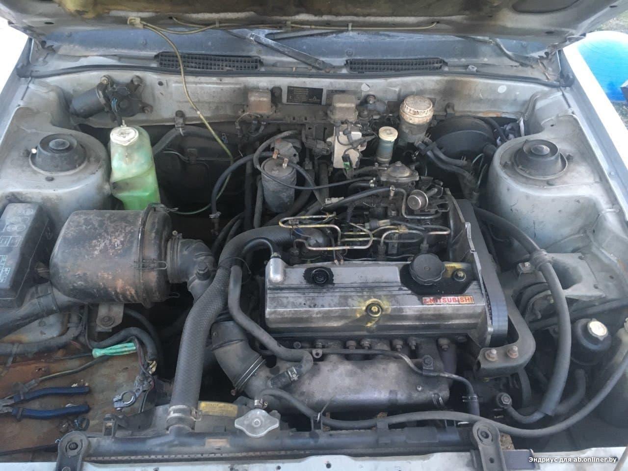 Mitsubishi Galant gls
