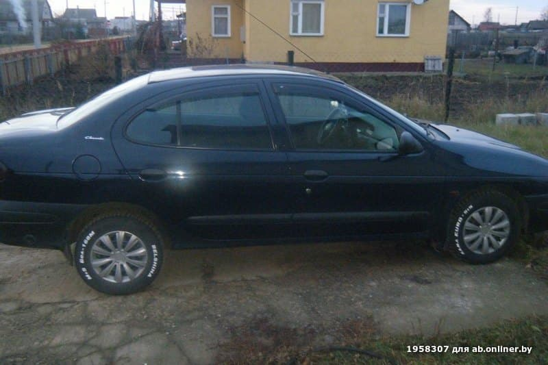 Renault Megane Классик