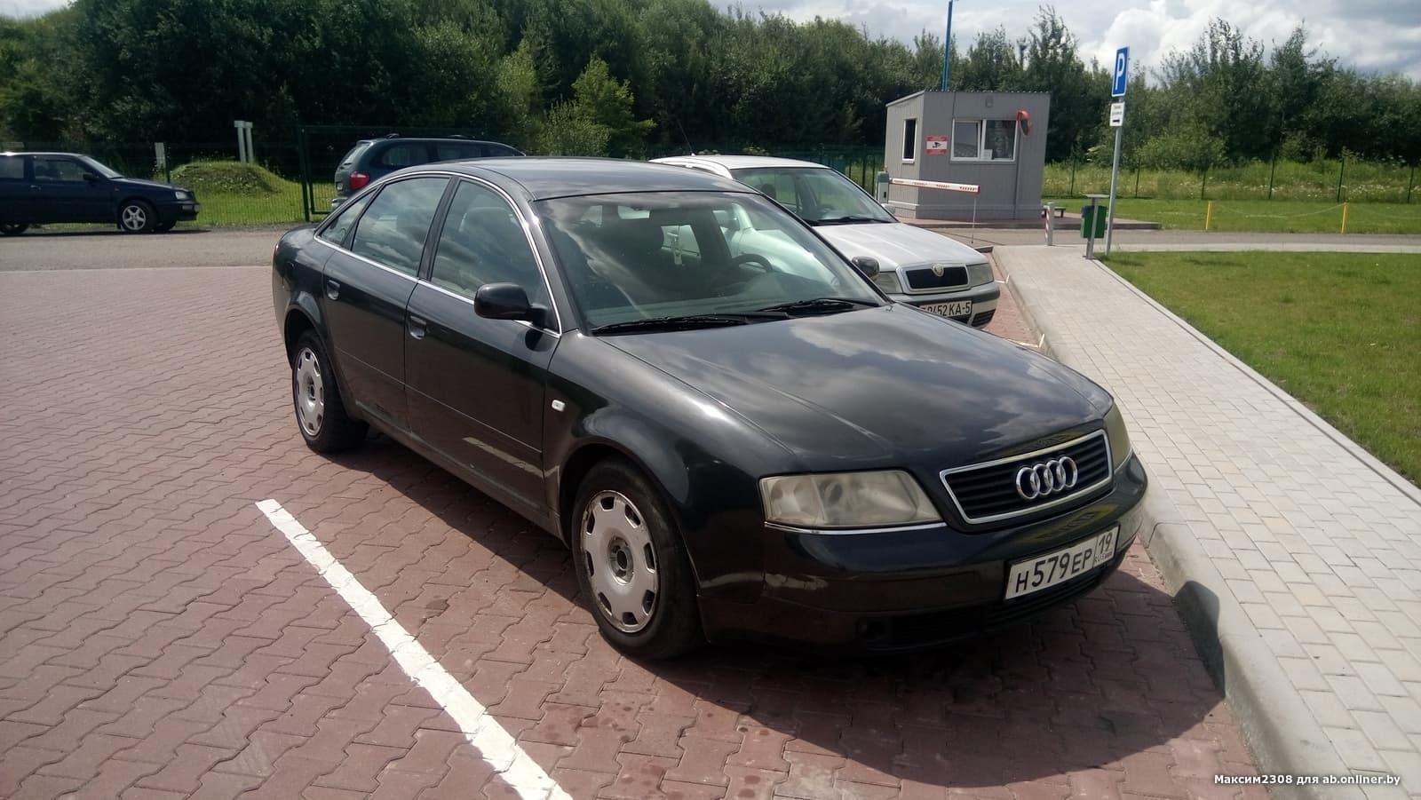 Audi A6 C5 v6