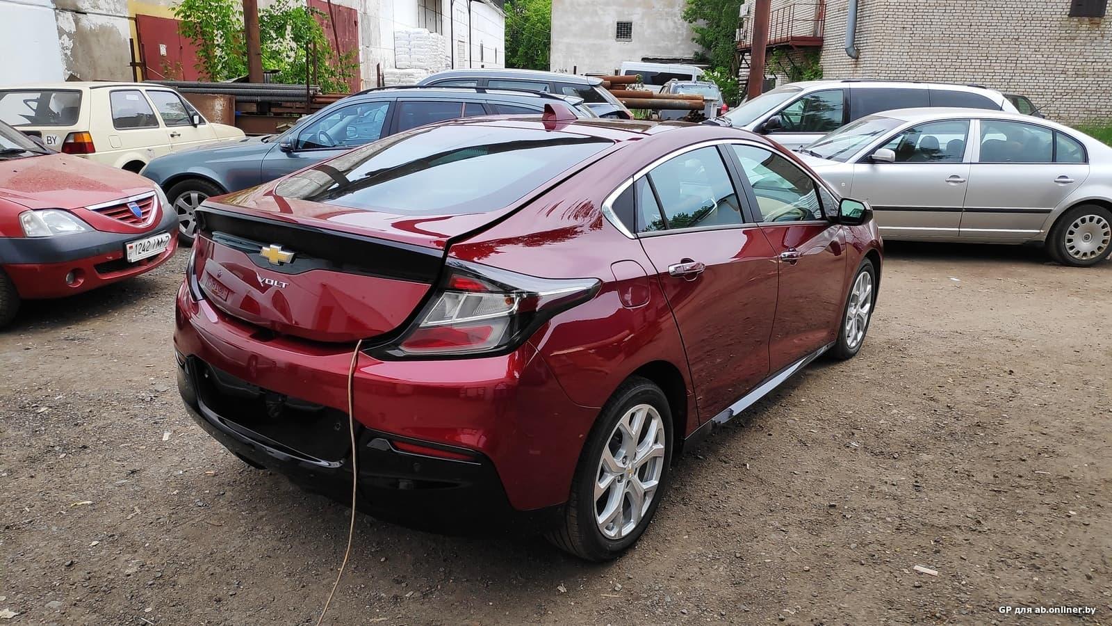 Chevrolet Volt PREMIER
