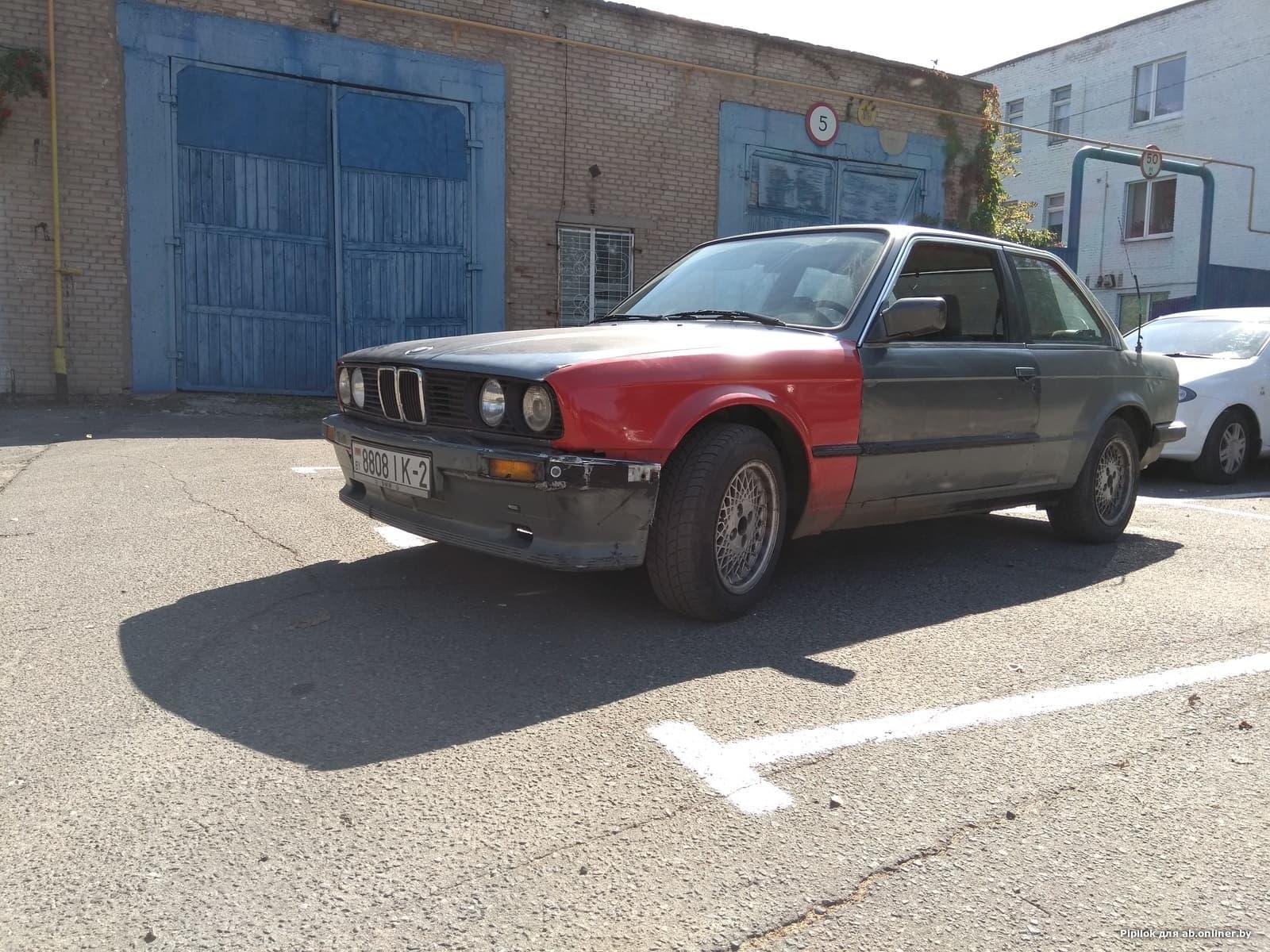BMW 316 М10В18 карбюратор