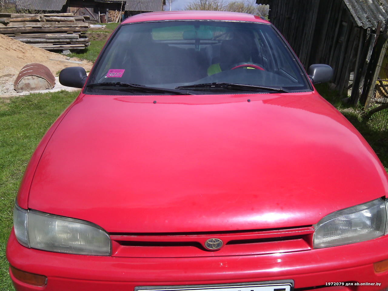 Toyota Corolla лифтбек