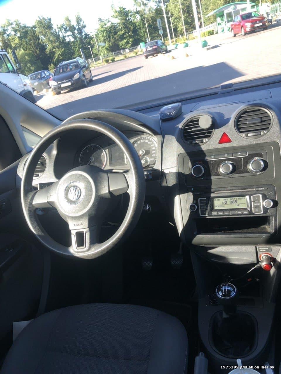 Volkswagen Caddy TSI