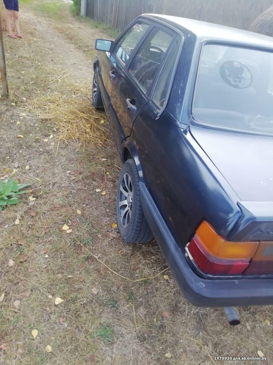 Audi 80 Б2
