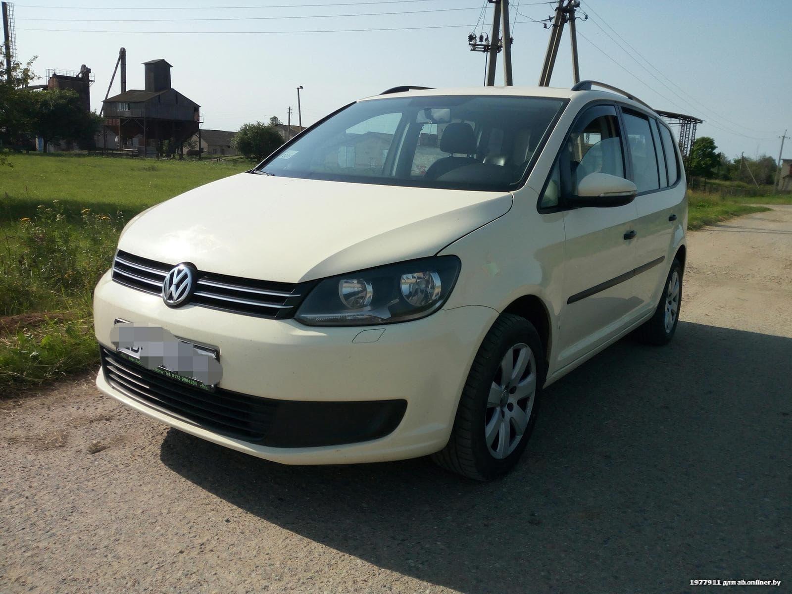 Volkswagen Touran (150л.с)