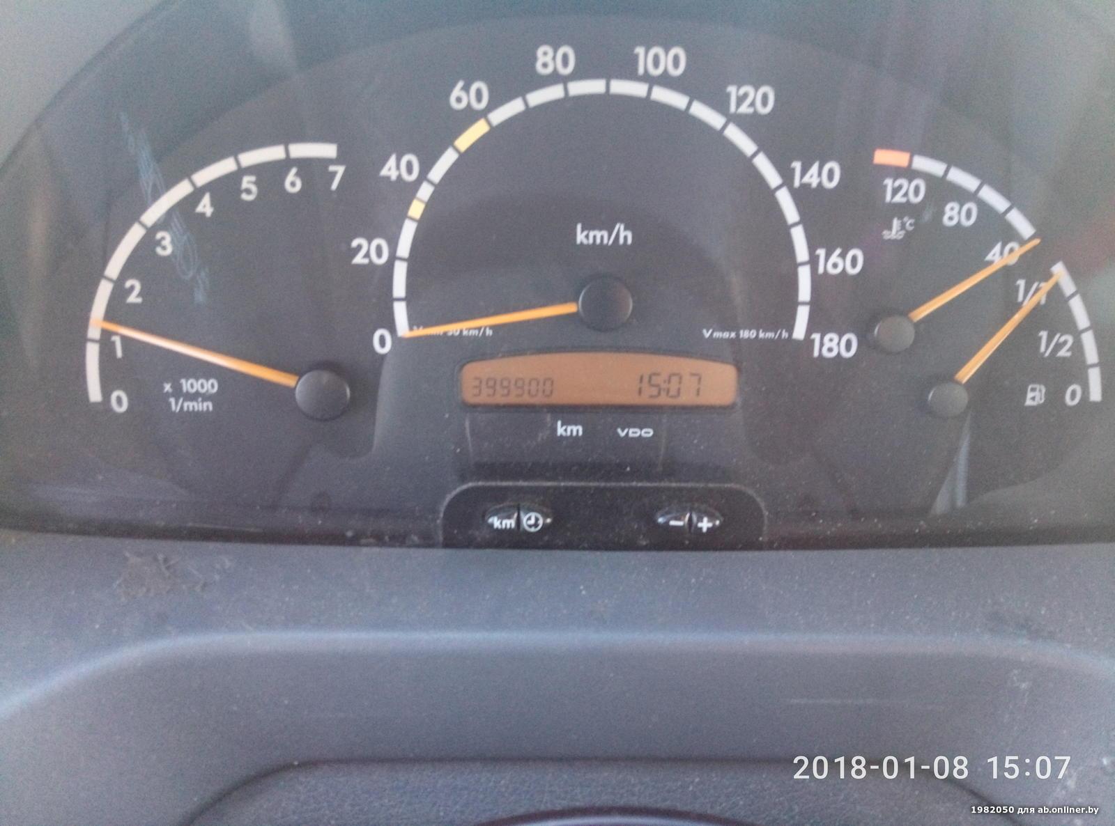 Mercedes Sprinter МЕТАН