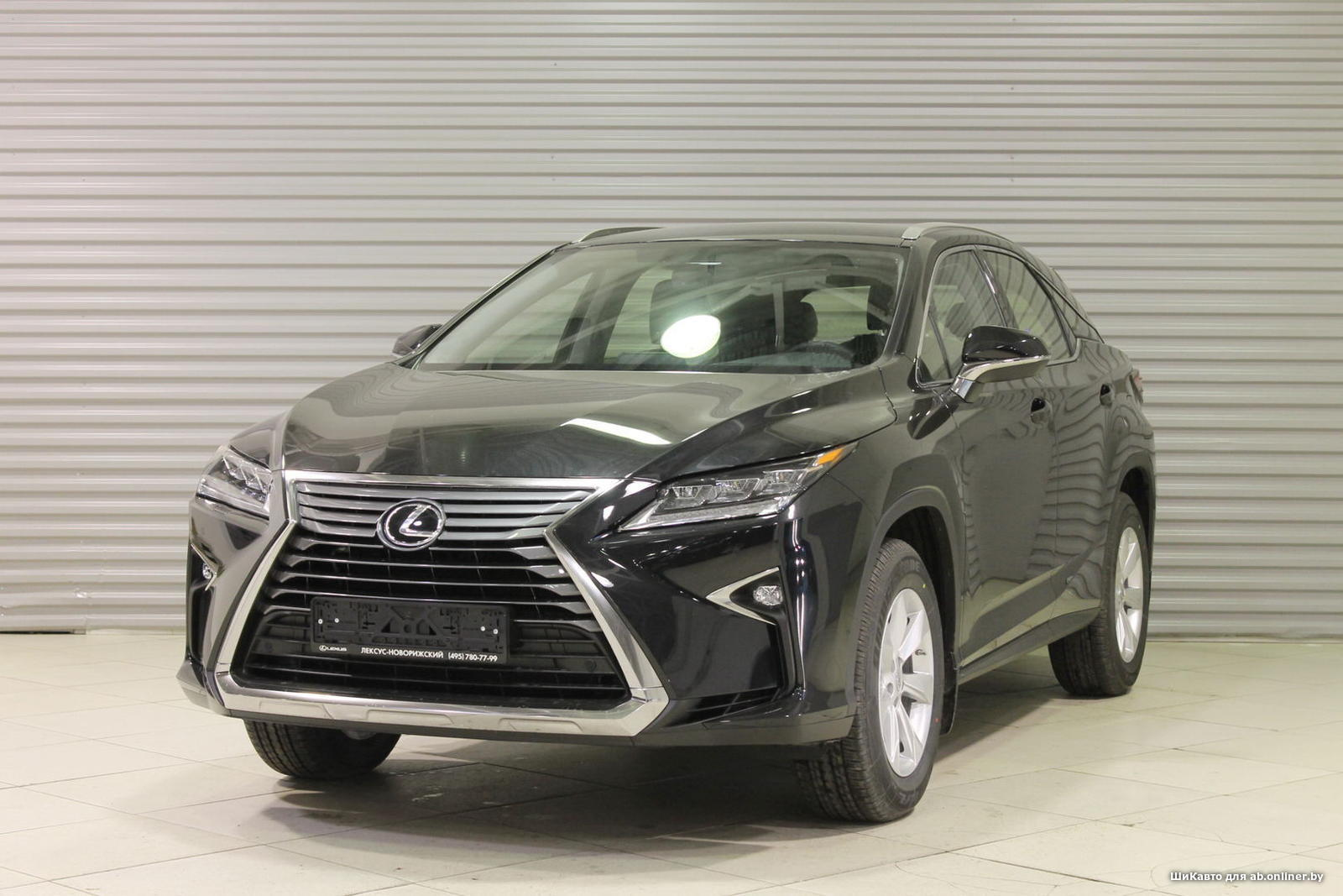 Lexus RX 200t Executive AWD
