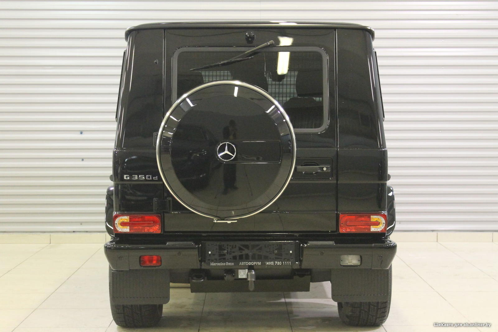 Mercedes G350 d 4MATIC