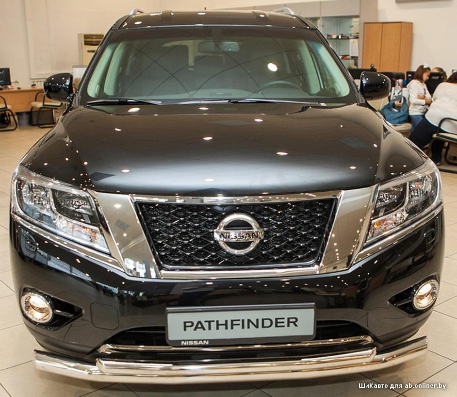 Nissan Pathfinder Mid V6 3.5 4WD
