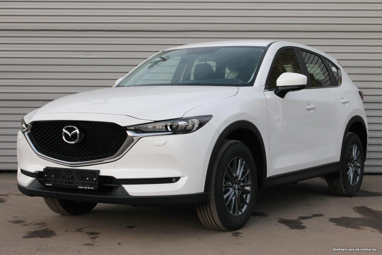 Mazda CX-5 2.5 Active 4WD