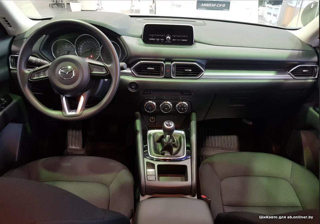 Mazda CX-5 2.0 Drive 6MT 2WD
