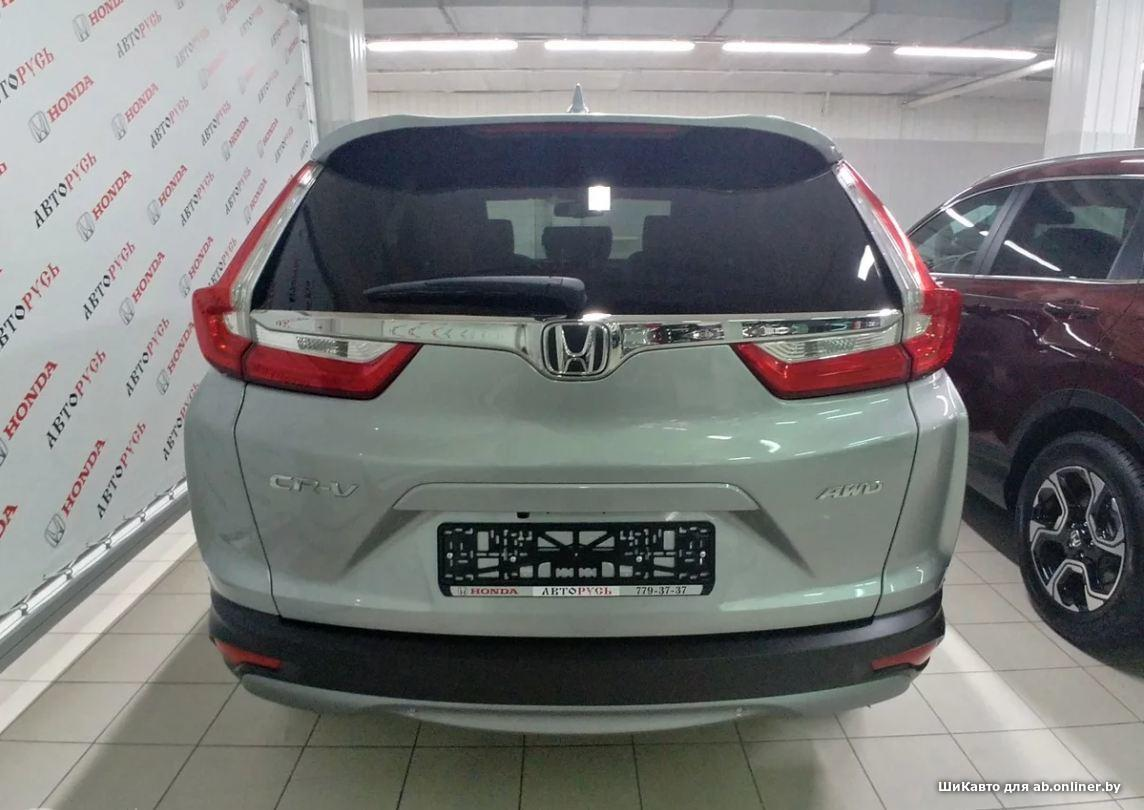 Honda CR-V V 2.0 LIFESTYLE CVT