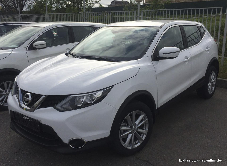 Nissan Qashqai XE 2.0