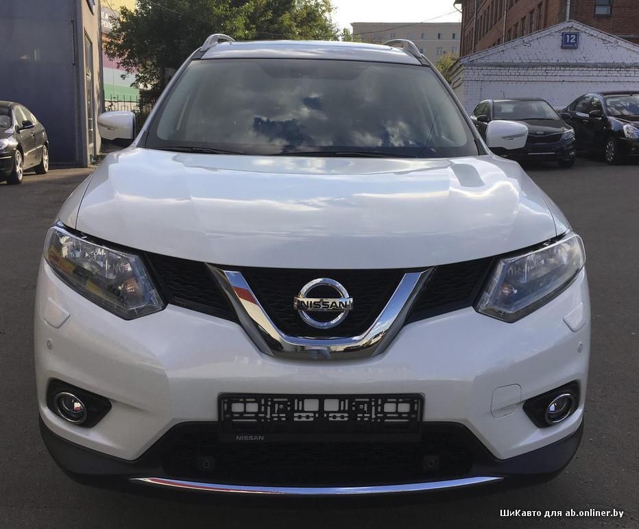 Nissan X-Trail LE+ 1.6dCi