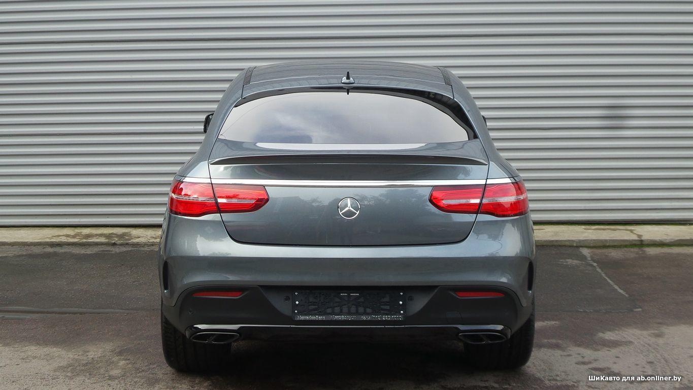 Mercedes GLE450 AMG Coupe 43AMG 4MATIC