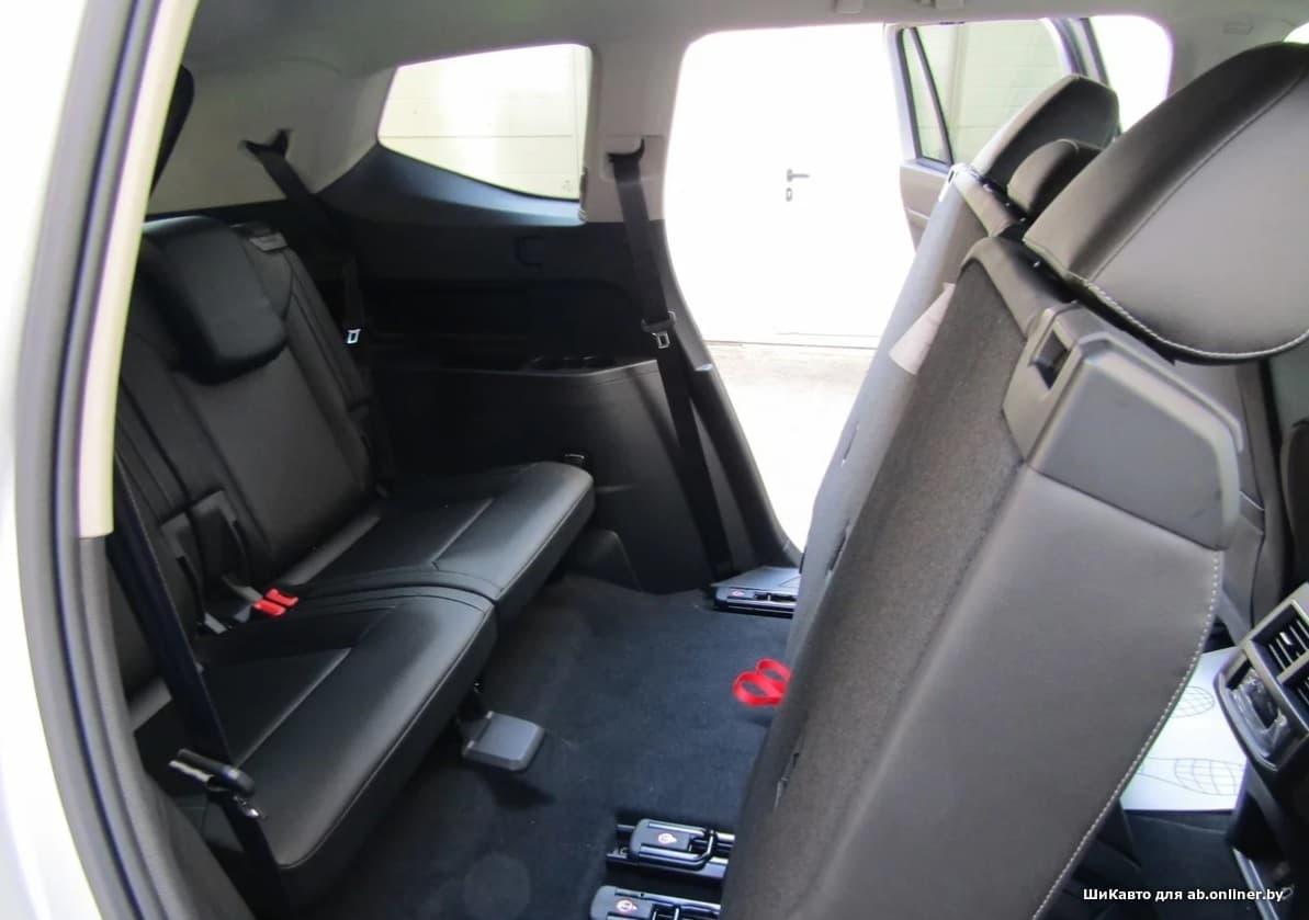 Volkswagen Teramont 2.0 R4 TSI