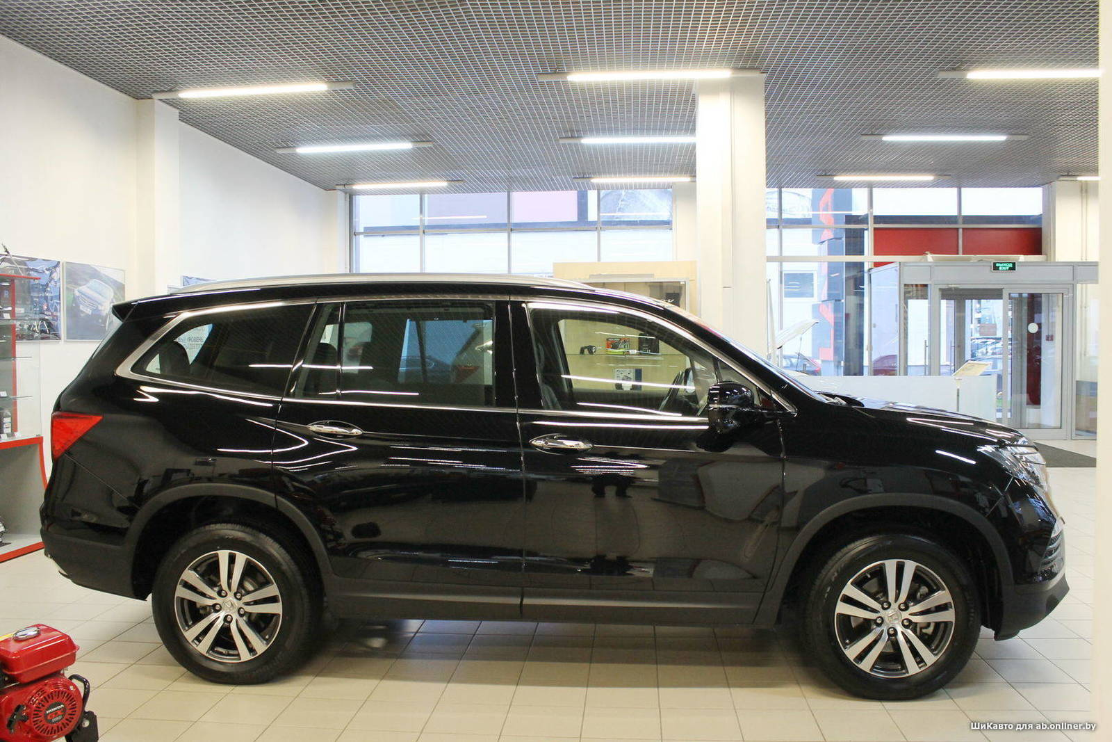 Honda Pilot 3.0 LIFESTYLE 6AT