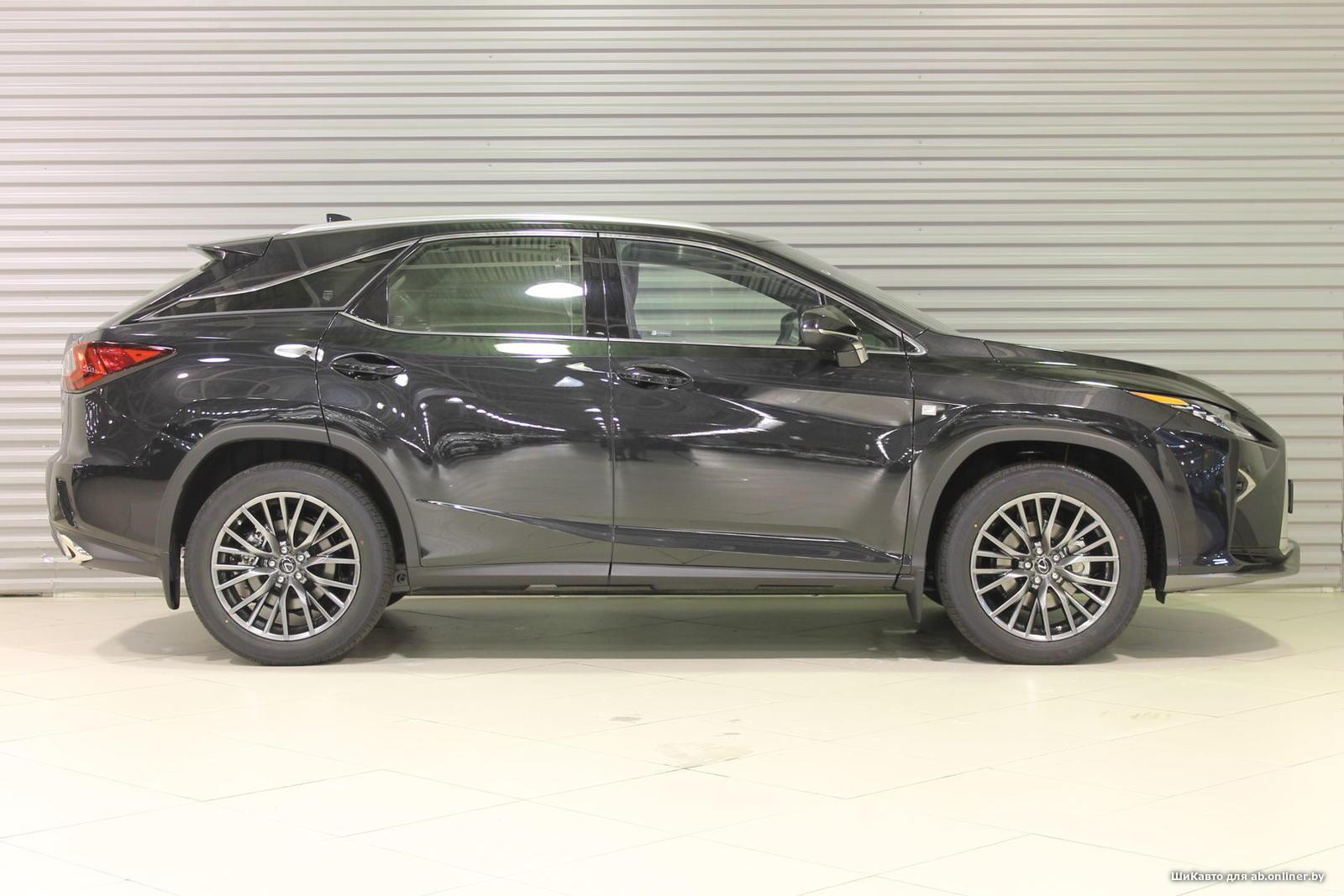 Lexus RX 350 F-SPORT Luxury