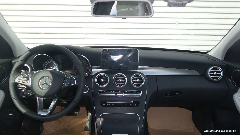 Mercedes C200 4MATIC Особая серия