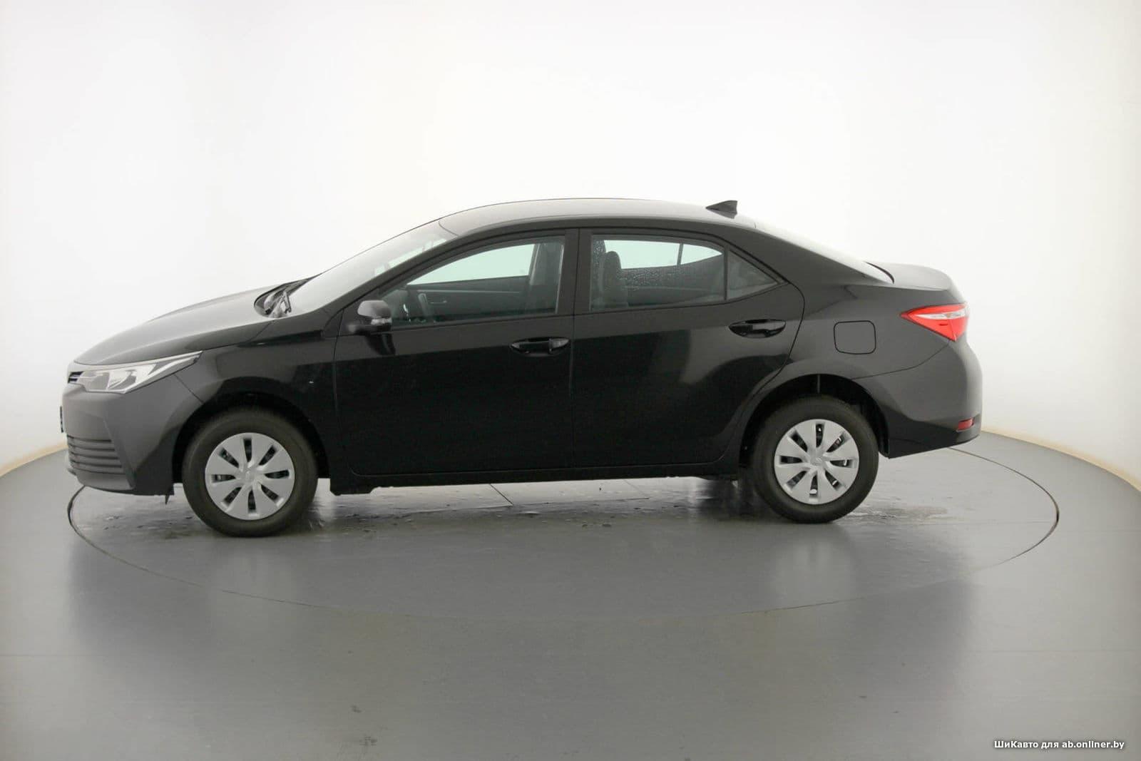 Toyota Corolla Классик 1.6 CVT