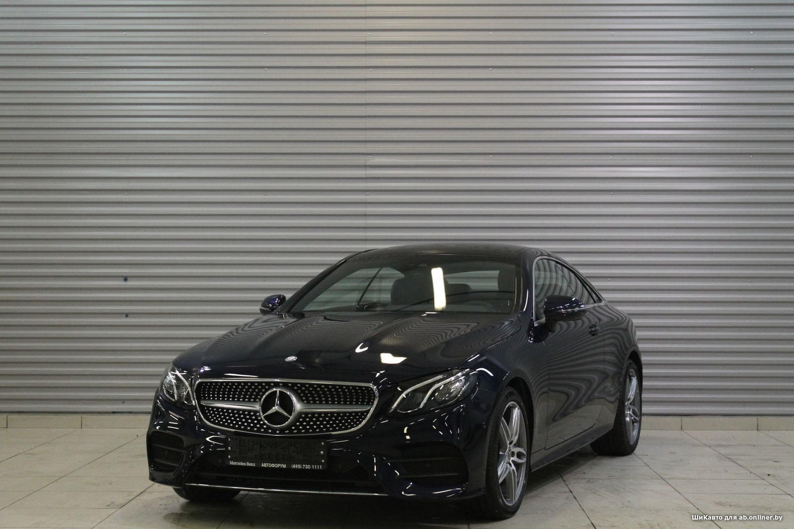 Mercedes E200 Coupe Sport