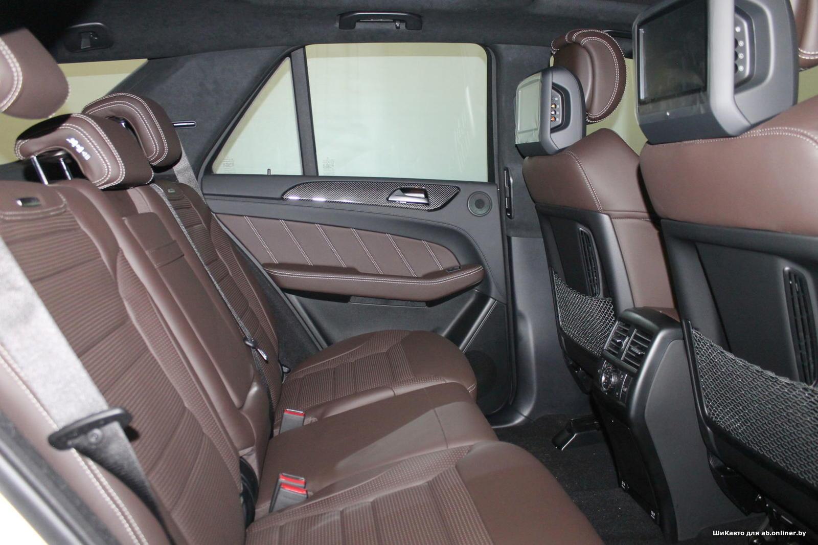 Mercedes GLE450 AMG 63 AMG