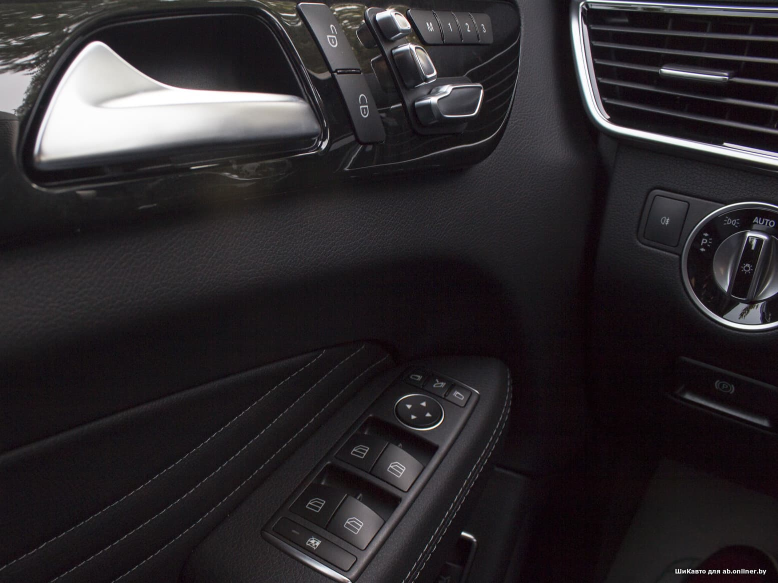 Mercedes-Benz GLE350 D AMG