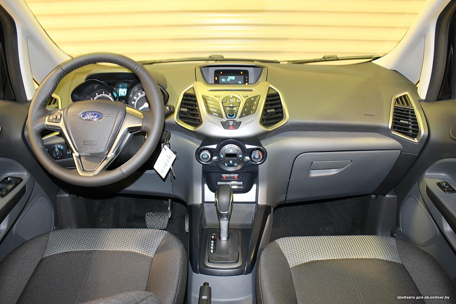 Ford EcoSport TREND PLUS 1.6 АКПП 2WD