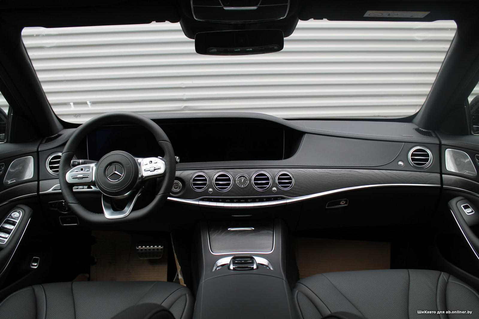 Mercedes S350 d 4MATIC