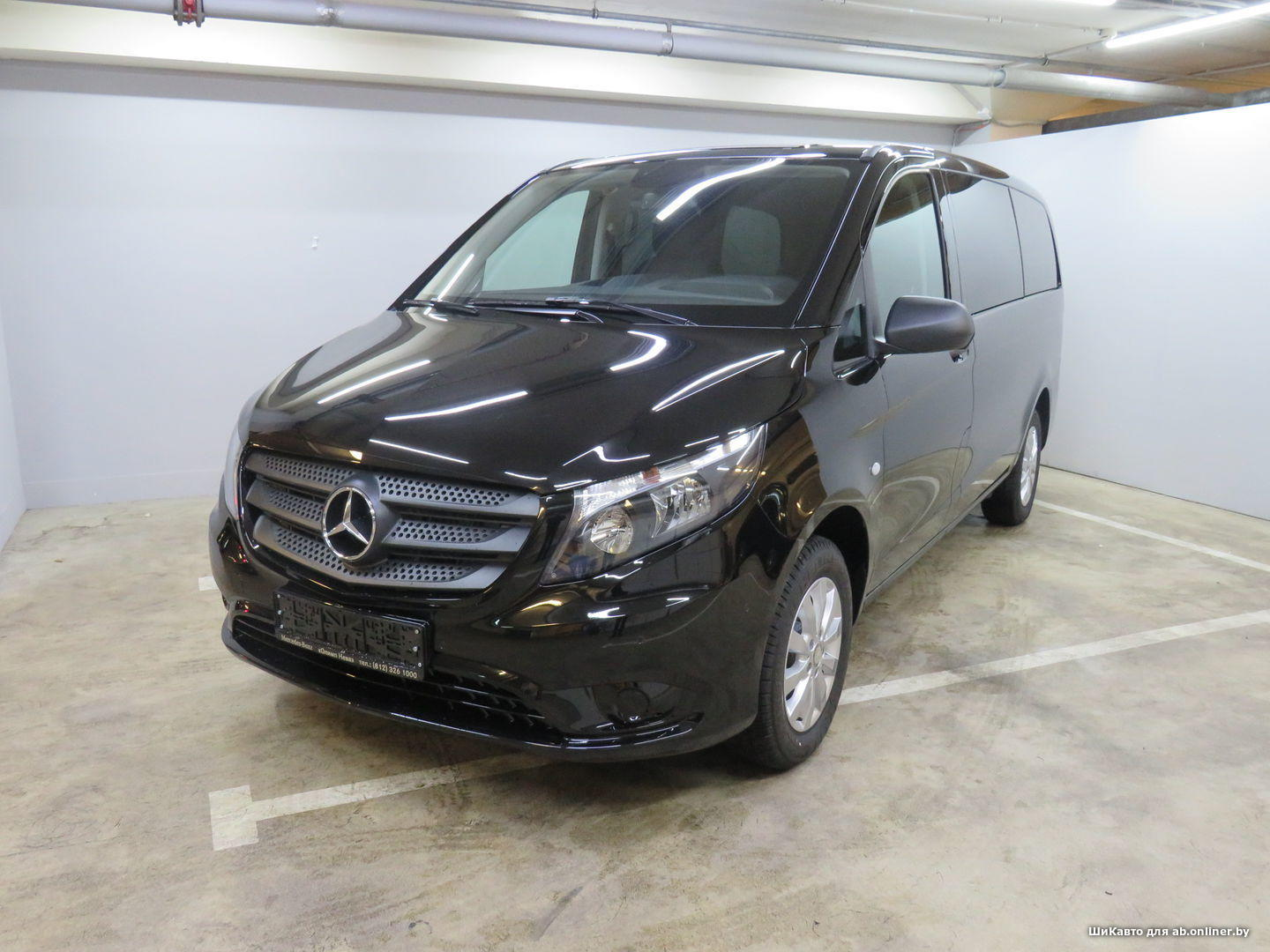 Mercedes Vito 2.1 CDI Tourer SELECT