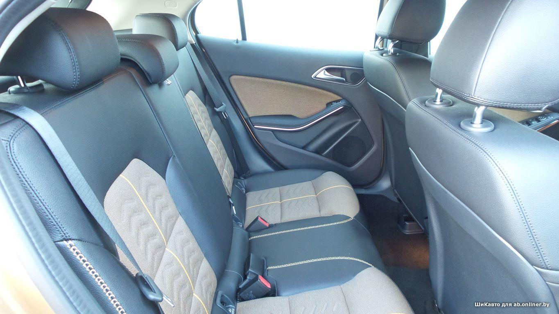 Mercedes GLA200 Особая серия
