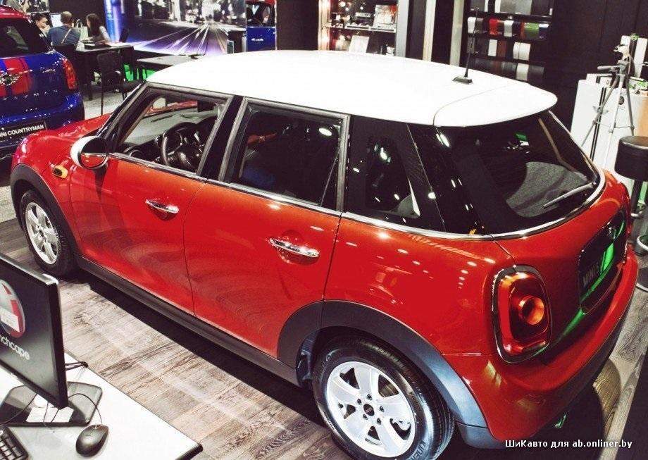 Mini Cooper 5d