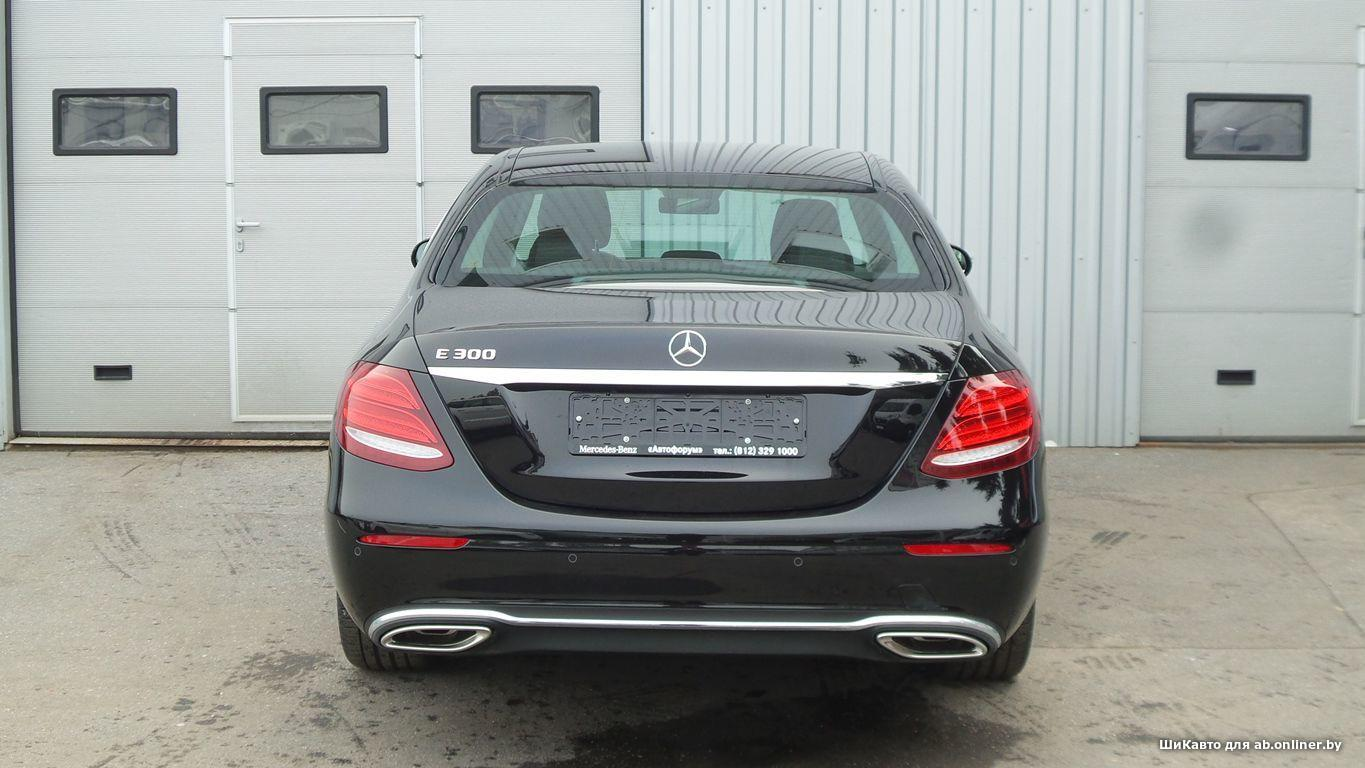 Mercedes E300 Luxury