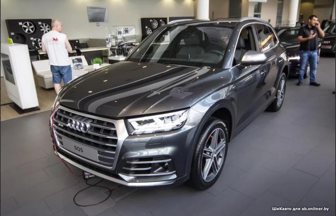 Audi Q5 SQ5 3.0 TFSI